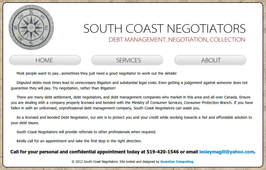 south coast negotiators large