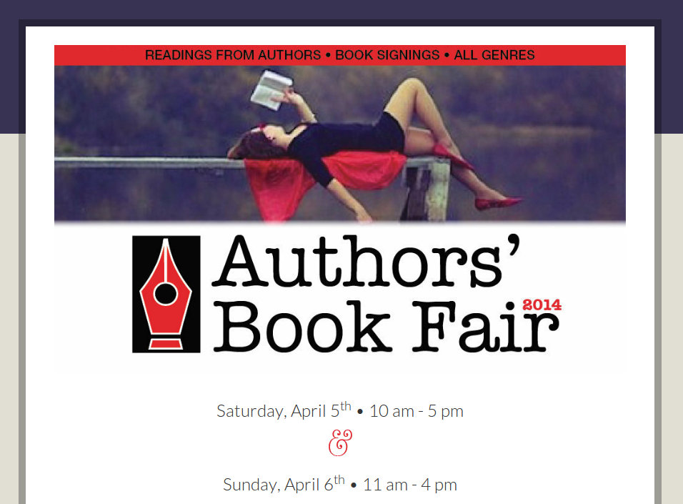 authors book fair large
