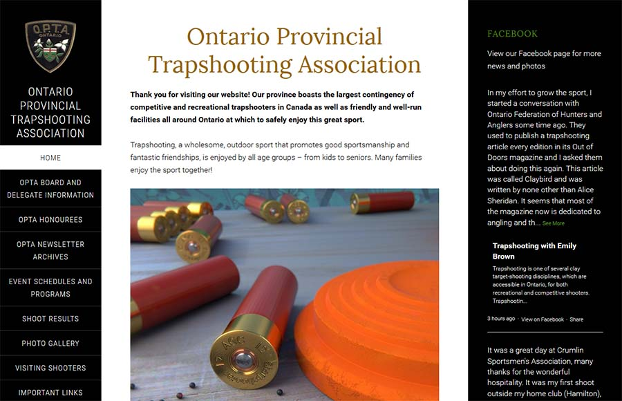 trapshooting large